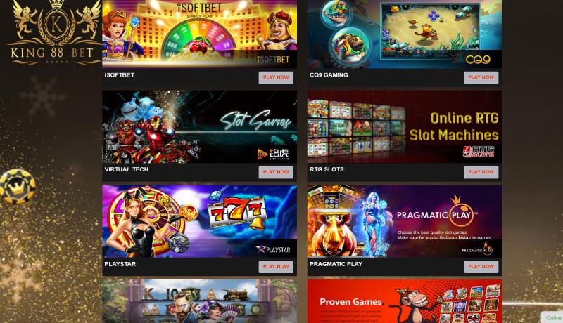 Mesin Casino Online Terbesar di Indonesia